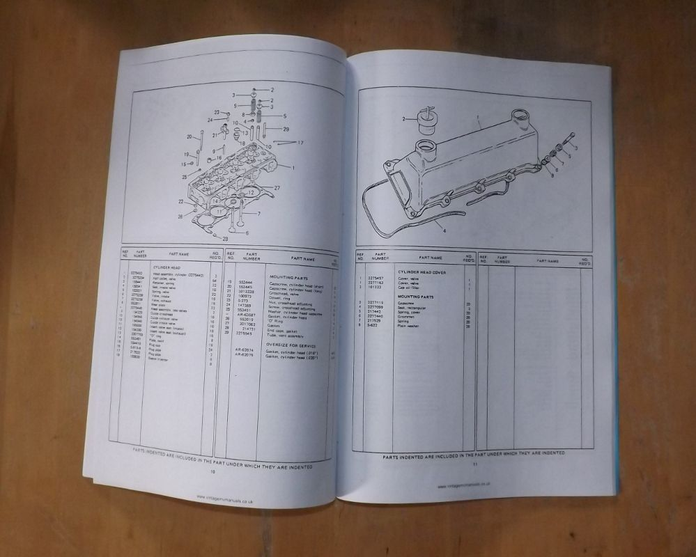 hight resolution of cummins 8 cyl diesel engine v555 9 1 litres commercial parts list 2 1158 p jpg